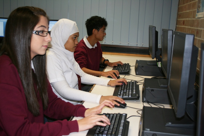 Computing students