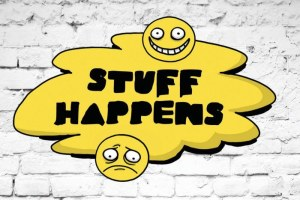 Stuff happens cover