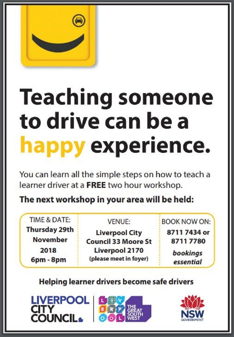 Helping Learner Drivers